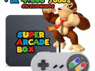 Video Game Retro 4000 Jogos + 2 Controles