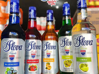 Kit Vodka Slova de Sabores com 05 Unidades de 965ml