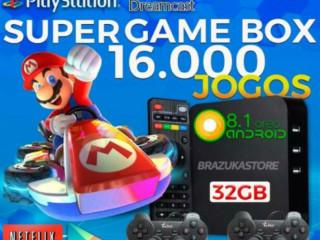 Super Game Box Retro Multijogos Com 16.000 Jogos