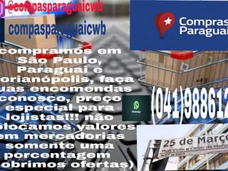 Compras pelo Brasil SC, SP,Paraguai