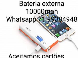 Bateria externa de 10000mAh