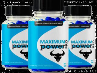 Maximum Power Pro - Aumente Seu Desempenho Sexual