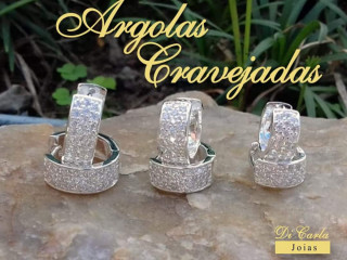 Semi jóias c/garantia