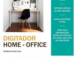 Digitador Online- Trabalhe em casa!! ????