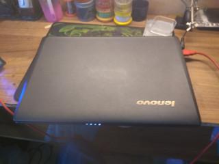 Vendo notebook Lenovo i3 semi novo funcionando perfeitamente
