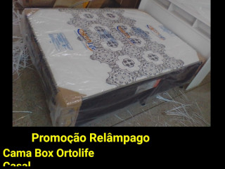 Cama Box Ortolife 1 Ano do garantia