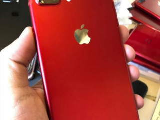 Iphone red Plus 128gb
