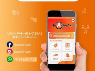 Sóachoaki - Guia Comercial e E-commerce