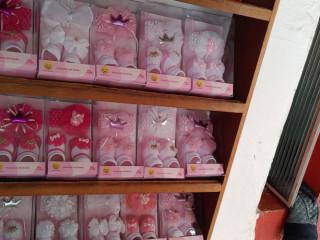 Kits de sapatinhos de bebê
