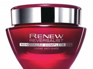 Renew Reversalist Creme Anti-Idade Noite 35-45 anos