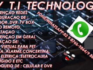 T.i tecnico cftv