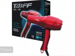 Secador De Cabelo Taiff Red Íon  Vermelho  de Cabelo TAIFF Red Ion Ver