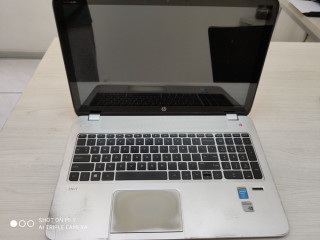 Notebook HP Envy i7 Touchscreen