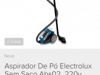 Aspirador De Pó Electrolux Sem Saco Abs02 1200w 220v Smart