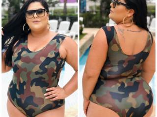 Body e moda praia dois em um