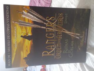 Livro Rangers Ordem dos Arqueiros