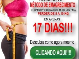 Quer perde peso em 17 dias de uma forma saudável
