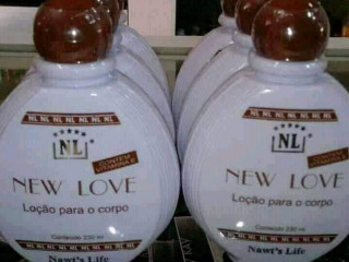 Loção Hidratante Corporal New Love
