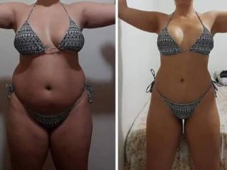 Dieta de 17 de dias e um excelente resultado
