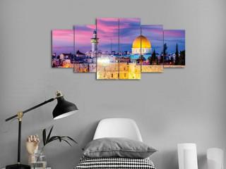 Quadros mosaicos com 6 placas várias imagens a sua escolha