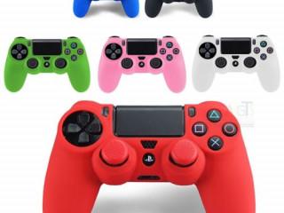 Capa Case Protetora Silicone Gel Controle Ps4 Playstation 4