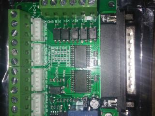 Interface cnc , router, impressora 3D, etc