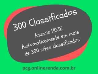 Lista sites classificados mais de 300 sites para você aunciar seu si
