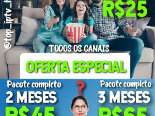 IPTV DE QUALIDADE(TESTE GRATUITO)