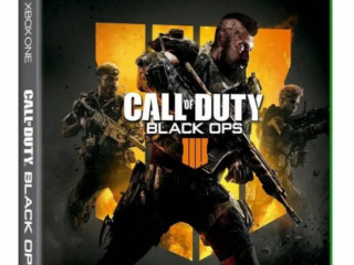 Call Of Duty Black Ops 4 Midia Fisica Xbox One Lacrado