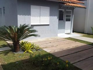 Vendo casas financiadas pela CAIXA ECONÔMICA DENTRO DO PROGRAMA MINHA