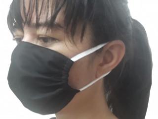 Máscara de tecido (Dupla camada)