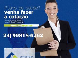 vendedor online de planos de saúde em VR 99818-6262