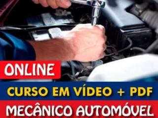 Curso online de mecânico automotivo com certificado
