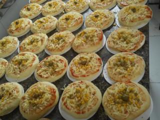 Pizza brotinho kit c/10und sabores especiais