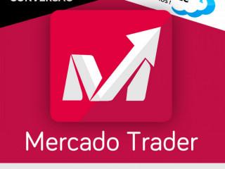 Mercado Trader - Opções Binárias e Robôs