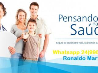 Cotação de plano de saúde pelo Whatsapp em VR 24 99818-6262