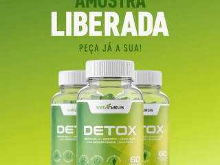 Super detox amostra grátis