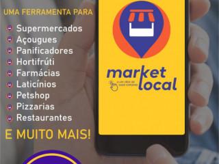 App Merketplace Delívery de tudo