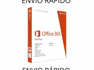 Microsoft Office 365 Plus ate 5 PC 5-TB