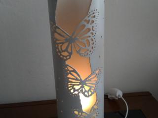 Luminária de Pvc Borboletas