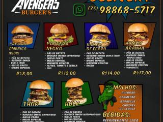 Hambúrguers Naturais E Artesanais