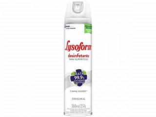 Desinfetante Lysoform Para Superfícies