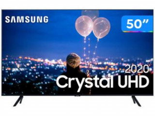 "Smart TV Crystal UHD 4K LED 50"" Samsung -"