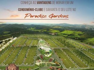 Lotes em condominio Paradise Gardens