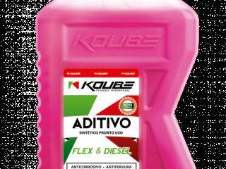 Aditivo Flex E Diesel