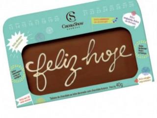 CHOCOARTE FELIZ 4OG CACAU SHOW