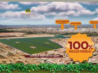 Loteamento: lotes a venda em Juazeiro Ba