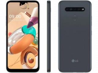 Smartphone LG K41S 32GB Titânio