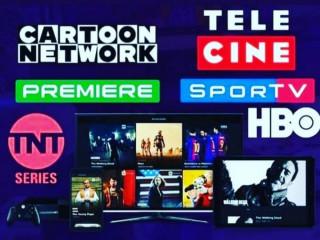 Tv por assinatura via internet