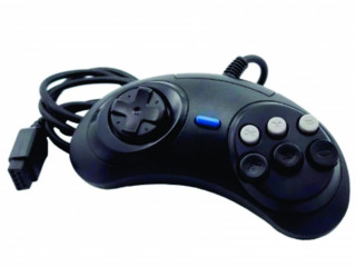 Joystick Controle Mega Drive Master System Video Game